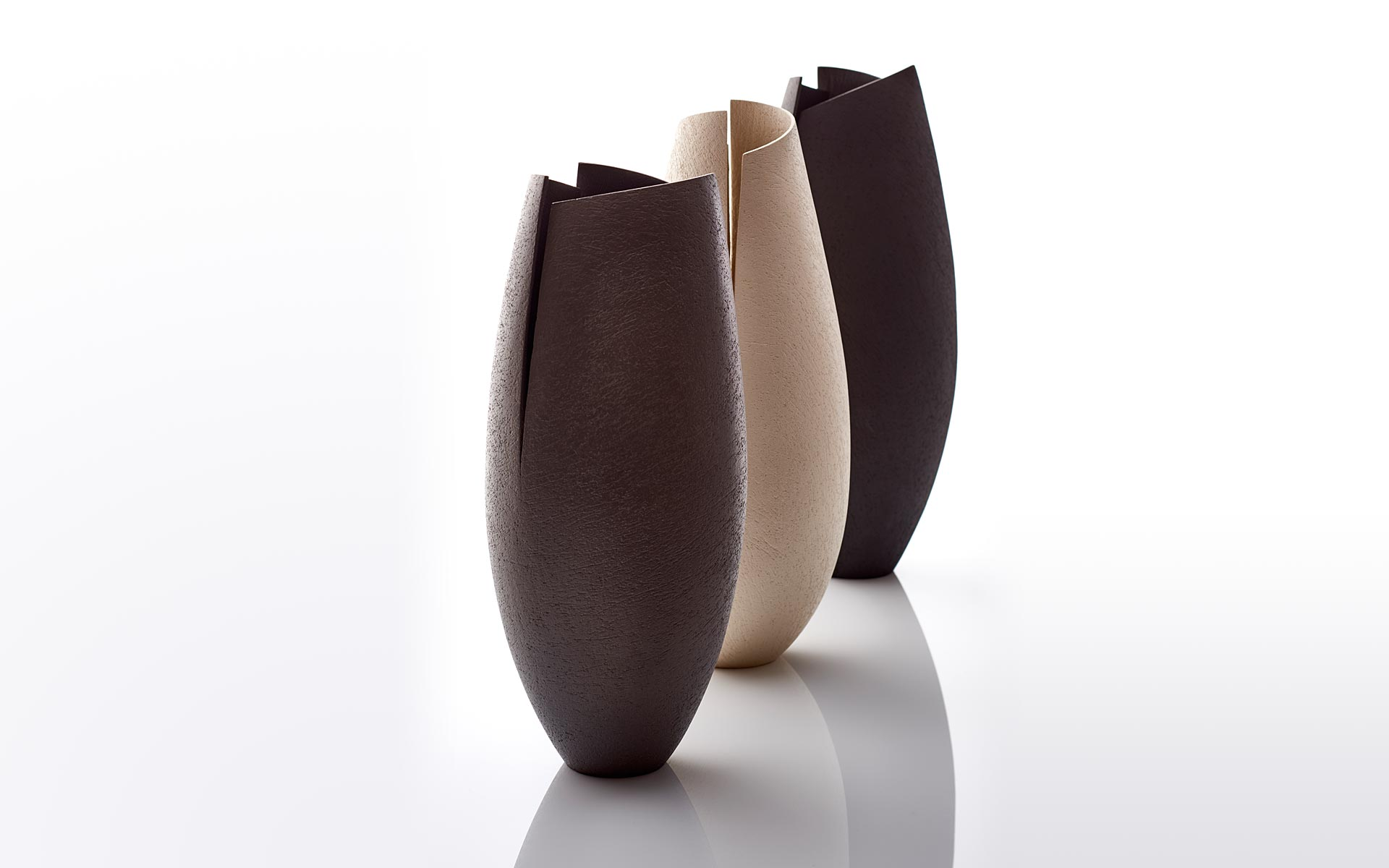 Three Cut Vessels
